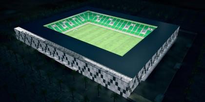 Campo de Fútbol Libia
