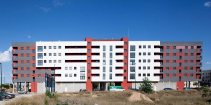 Miralbueno Social Housing