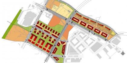 Area 3 Masterplan