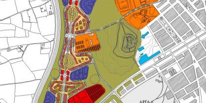 Areas 5&16 Masterplan
