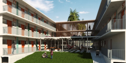 Dormitory Building for UNTL, Timor Leste