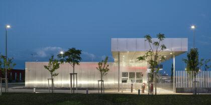 Edificio Logístico